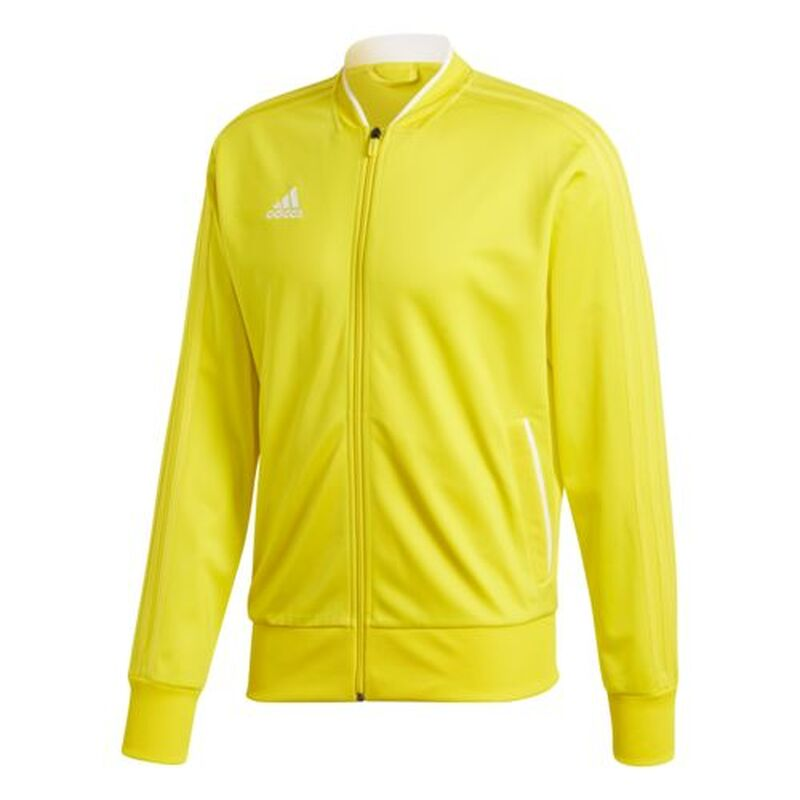 adidas Condivo 18 Polyester Jacke Sportjacke weiß