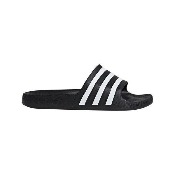 34a3f2fff adidas Adilette Aqua Slipper - schwarz weiß