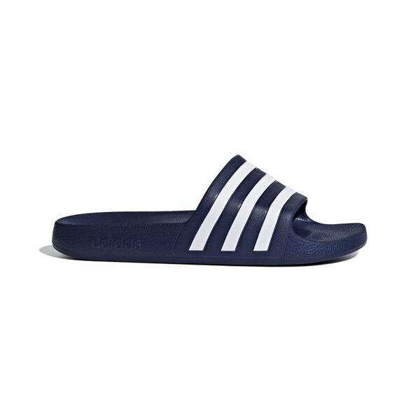 f11bed401 adidas Adilette Aqua Slipper - dunkelblau ...