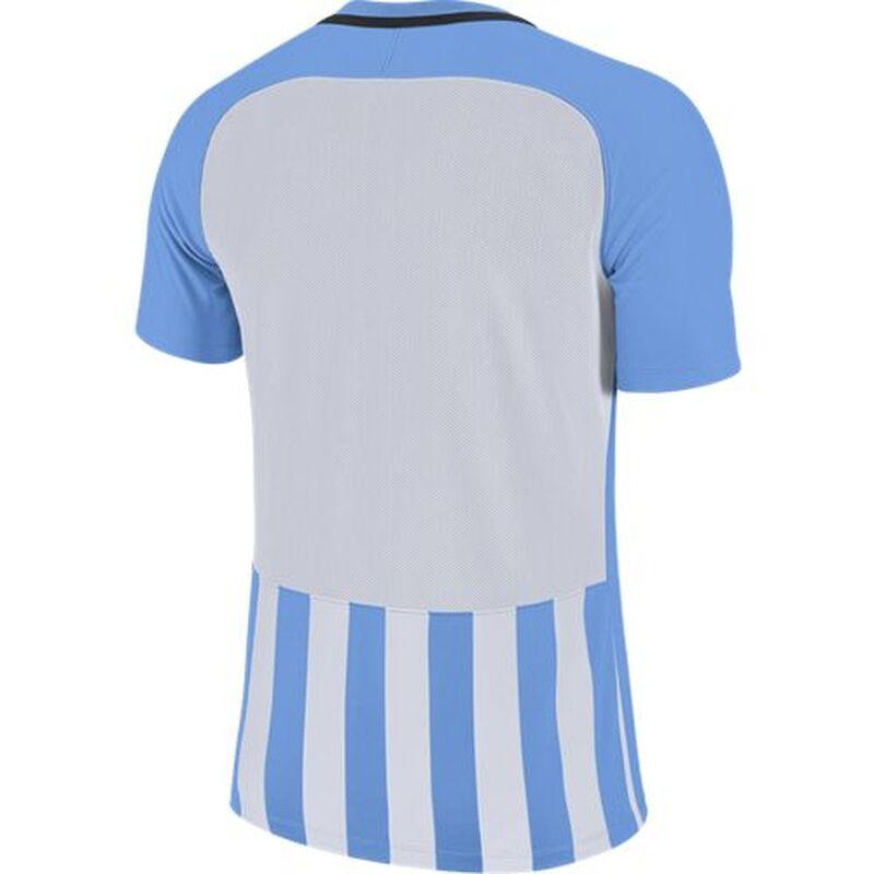 Herren Trikots, Herren adidas Striped 15 Trikot kurzarm Blau