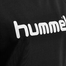 HUMMEL GO Cotton Sweatshirt Damen - schwarz