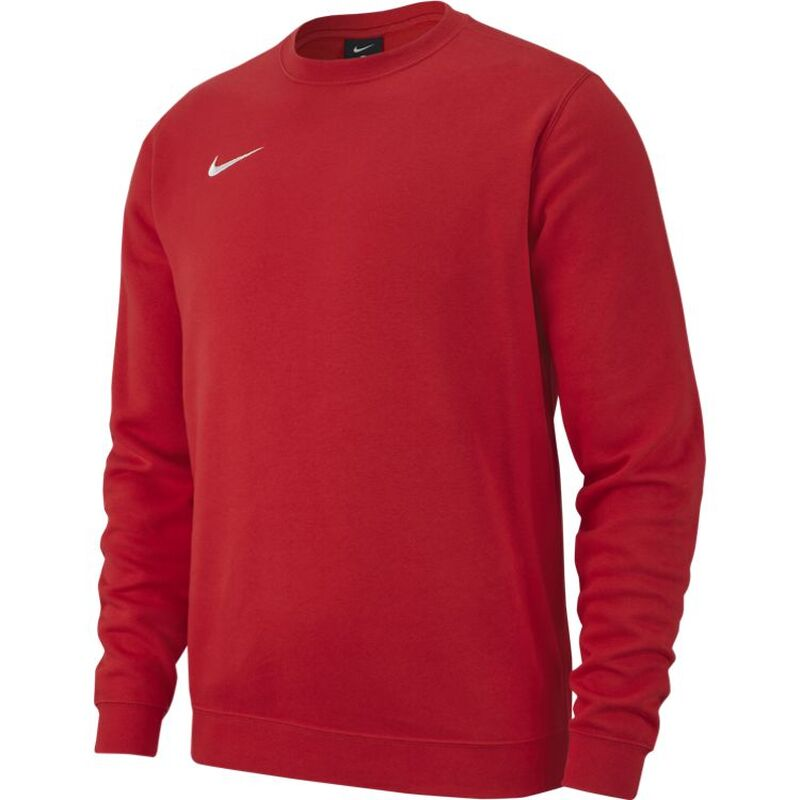 team crew herren nike club sweatshirt 3A4L5jR