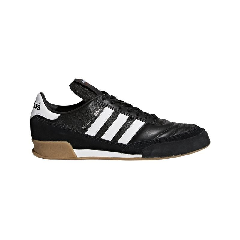Adidas Mundial Goal - schwarz/weiß, Gr. 40 2/3 EU
