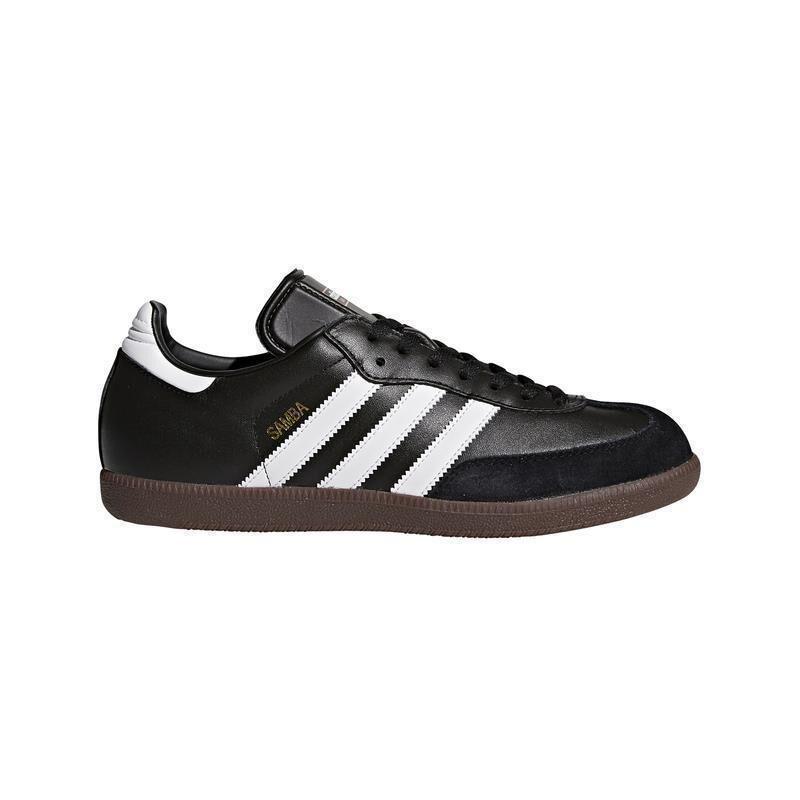 the best attitude 78097 454a7 adidas Samba Hallenschuh - schwarz